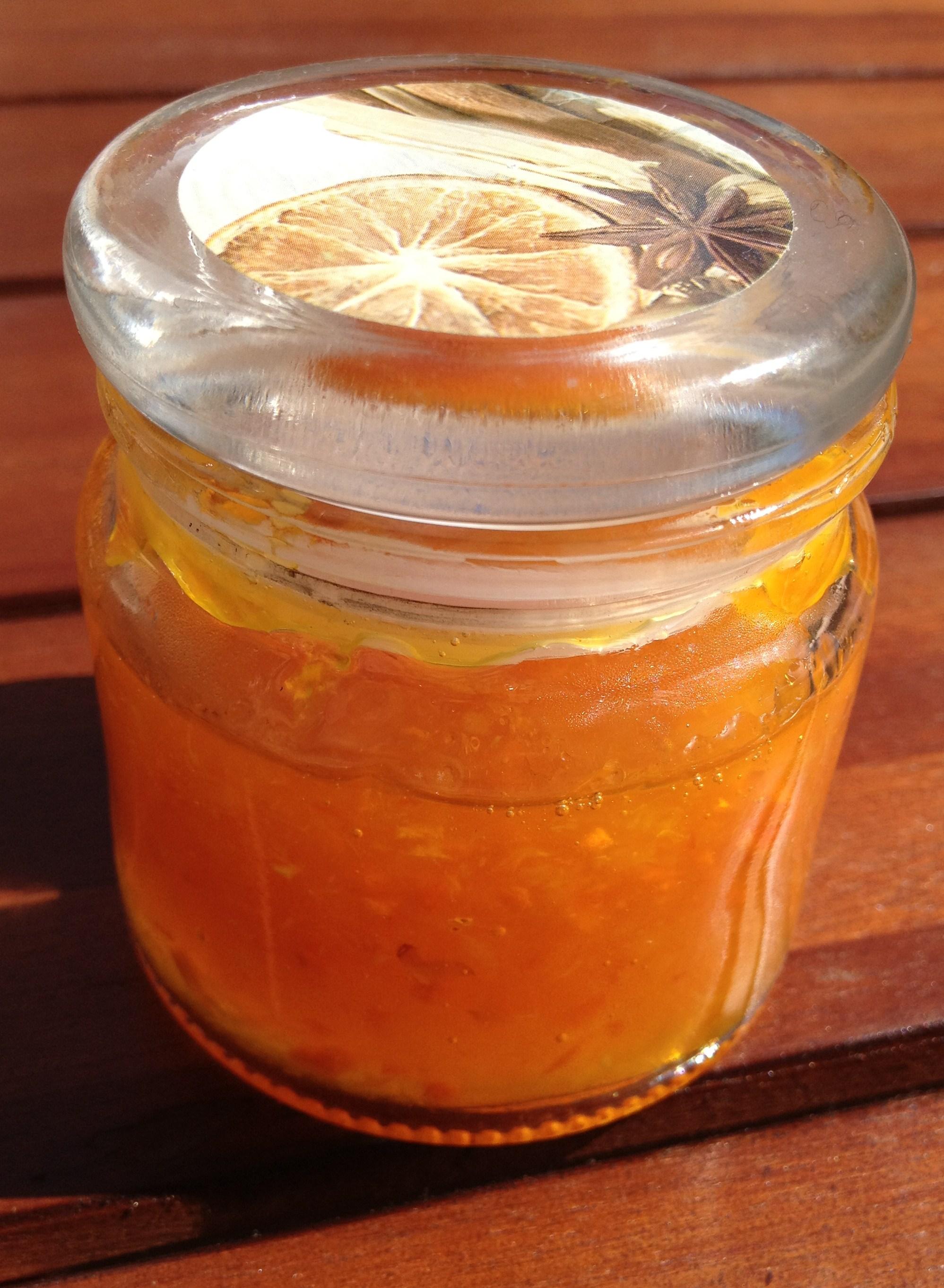 Mermelada de Mandarina de Thermomiss