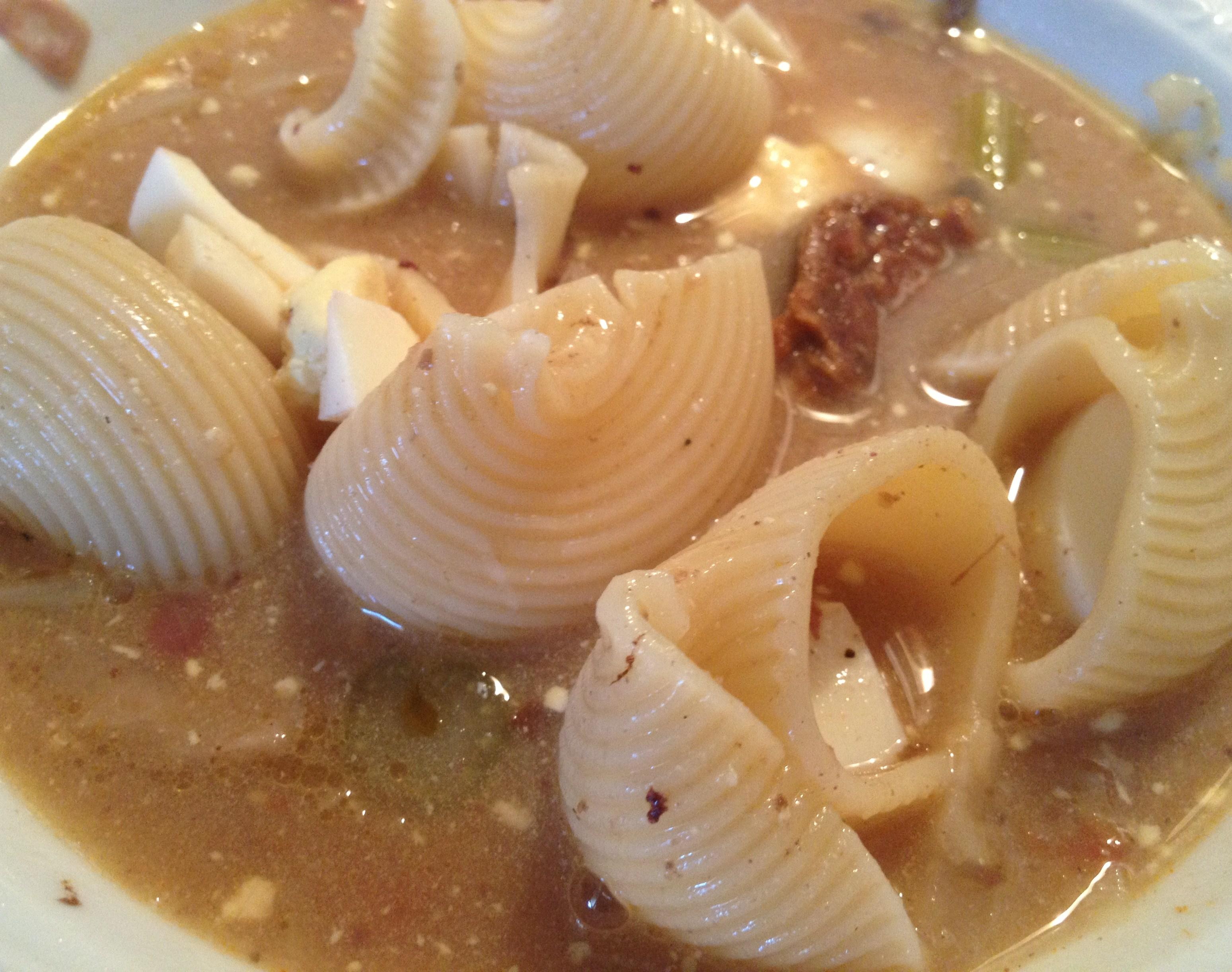 Sopa de Escudella de Thermomiss