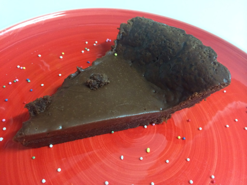 Tarta de Chocolate en Thermomix