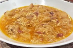 Receta fácil de sopa de ajo