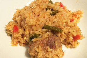 Receta de Arroz con Costillas