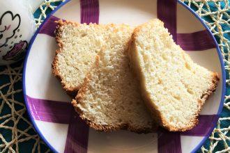Cómo preparar un fantástico bizcocho de mantequilla