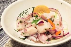 Cómo preparar ceviche de pez espada