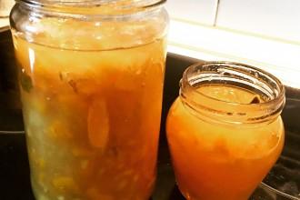 Cómo preparar en Thermomix mermelada de Lima y Limón