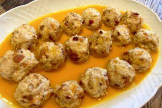 La forma más ligera y deliciosa de disfrutar de unas albóndigas de pollo