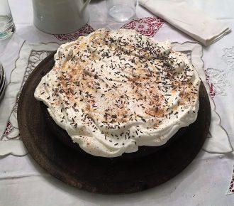 Tarta de chocolate con Guinness