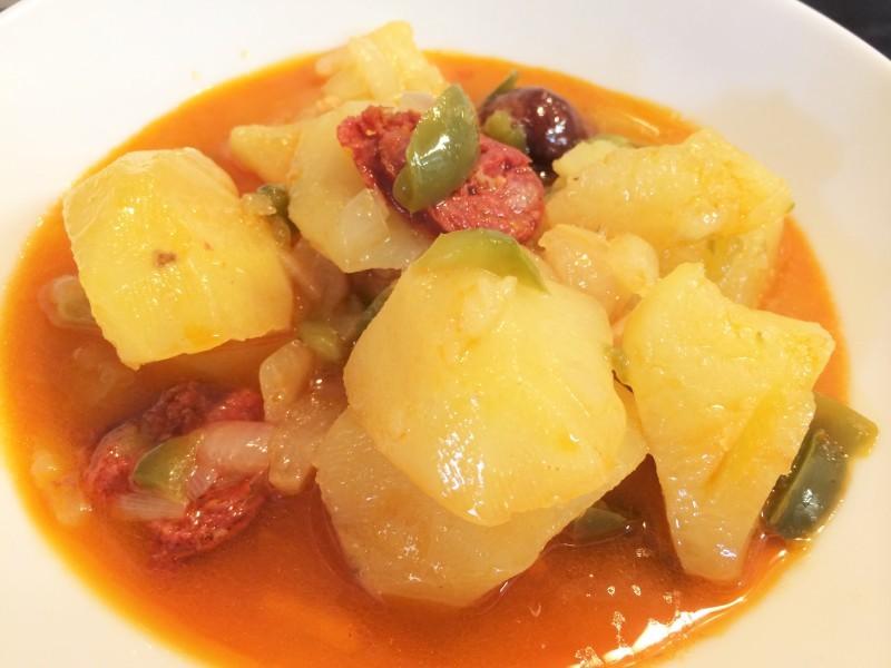 Patatas a la Riojana de Thermomiss