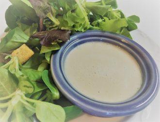 Salsa de anchoas y queso en Thermomix